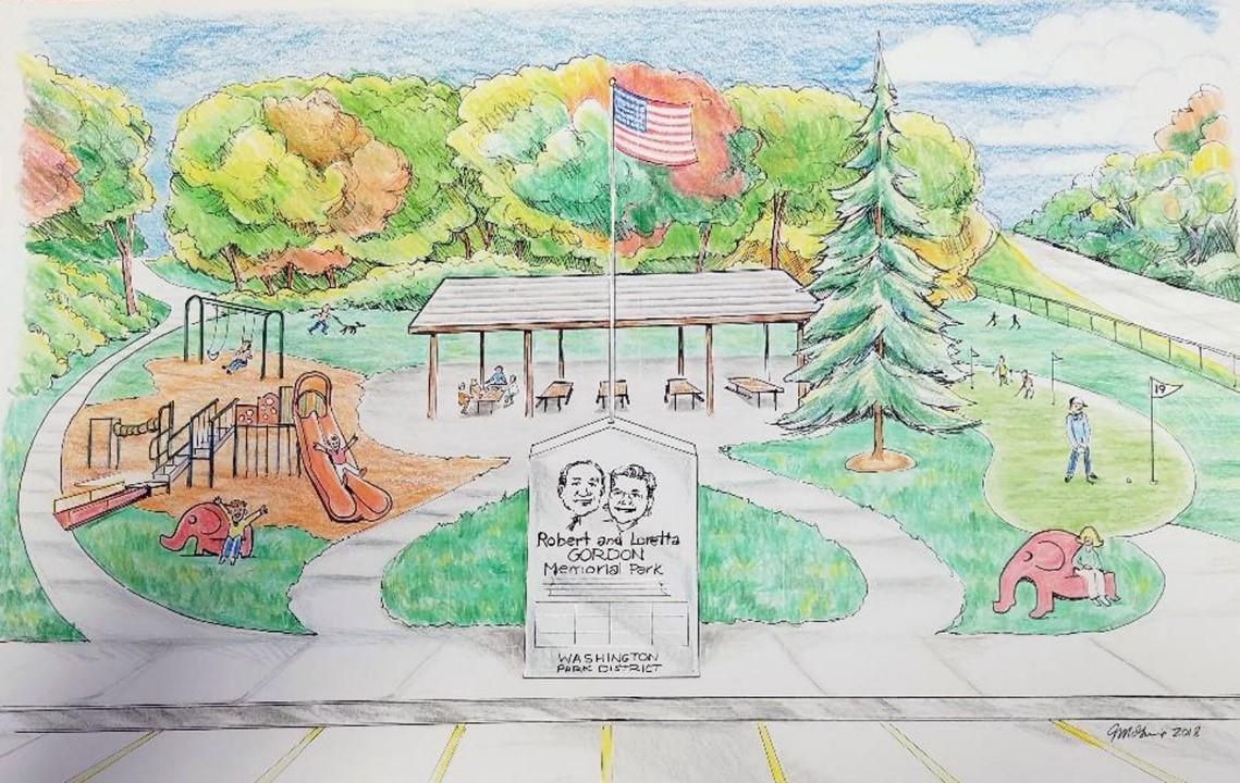 Gordon Park Washington Park District